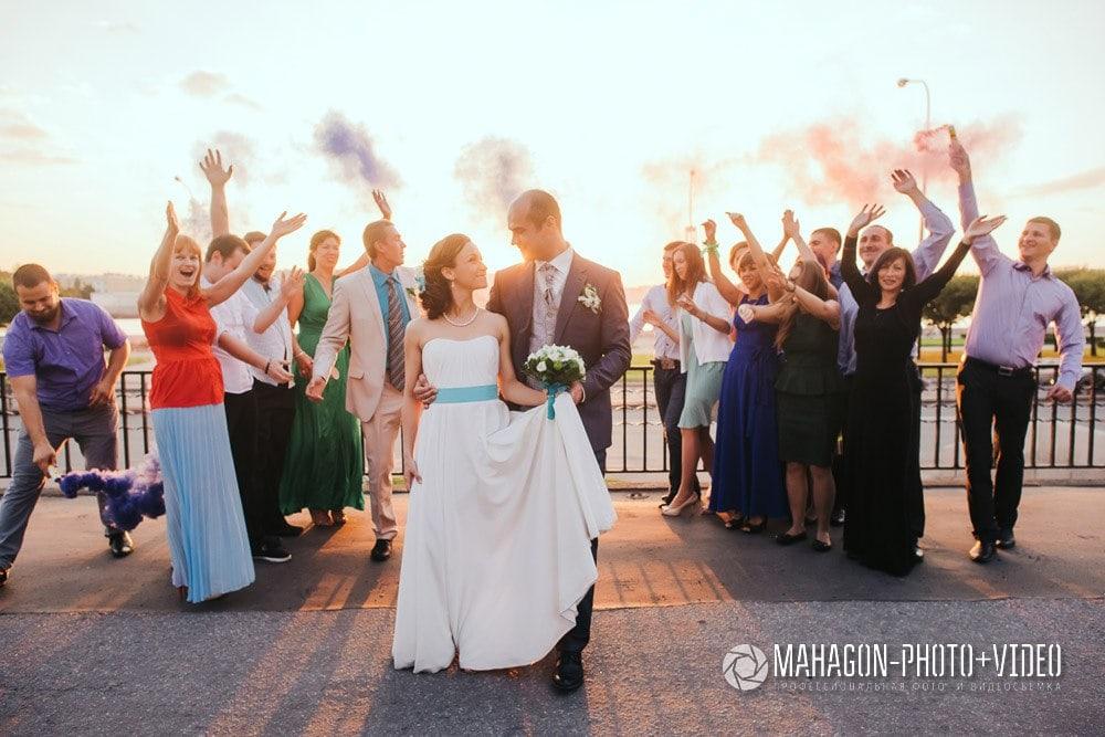 Чем занять гостей на свадьбе