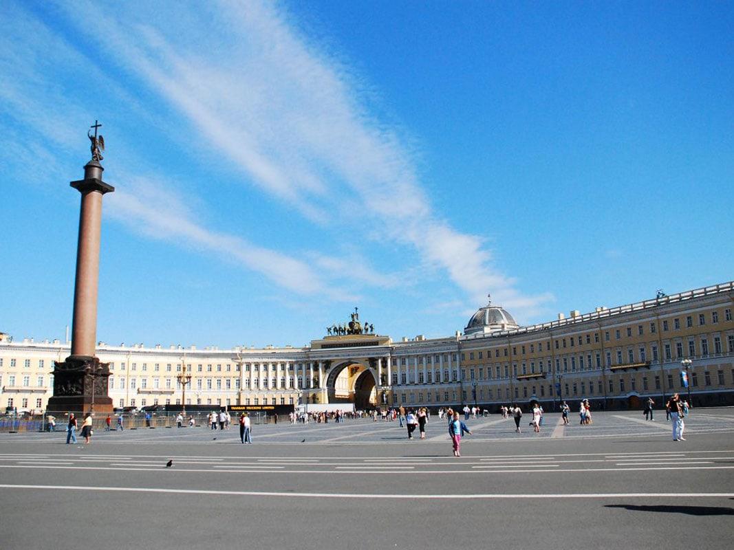 Красивые места для свадебной фотосессии в СПб