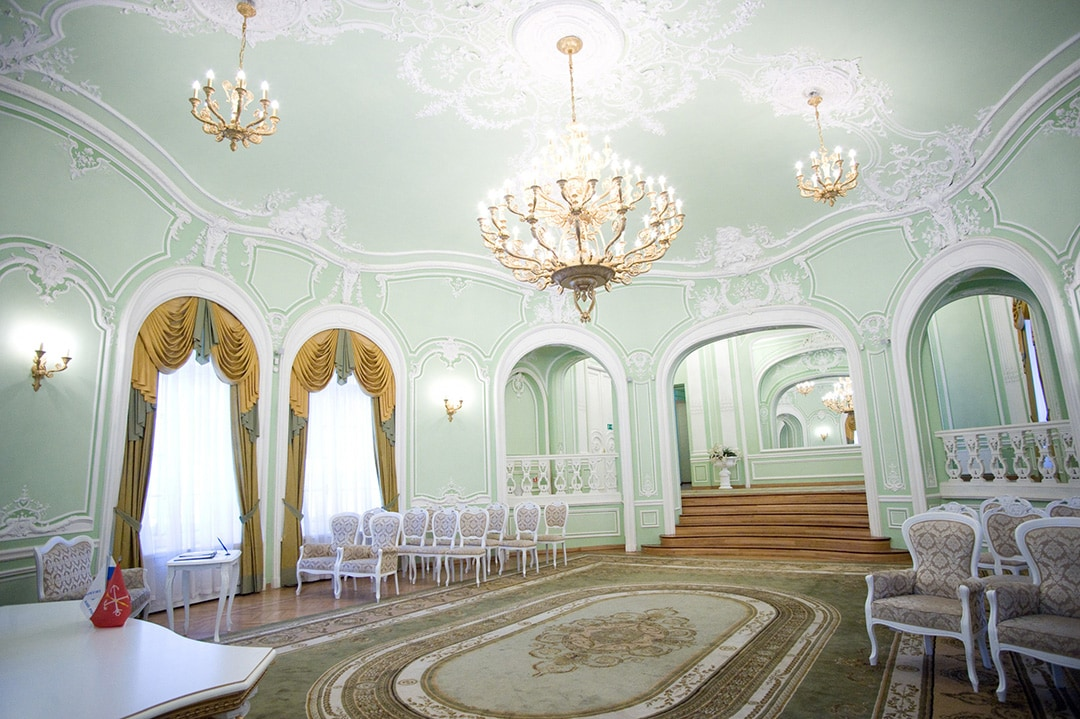 Отдел ЗАГС Петроградского района
