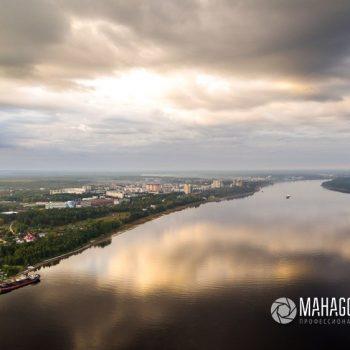 Аэросъёмка в СПб