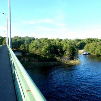 Большой Обуховский (Вантовый) мост