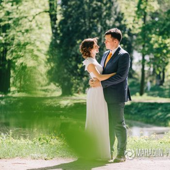 Свадебная фотосессия в Петербурге - фото 4