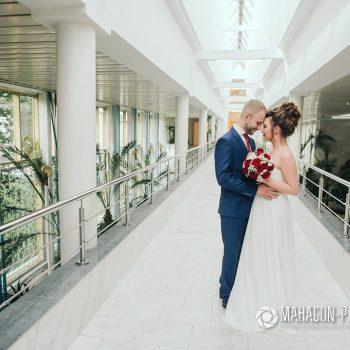 Свадебная фотосессия в Петербурге - фото 12