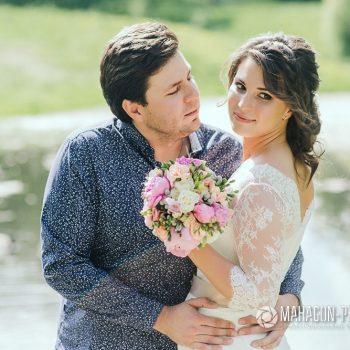 Свадебная фотосессия в Петербурге - фото 14