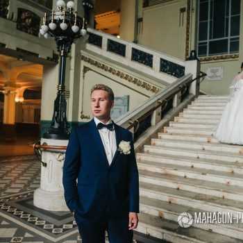 Свадебная фотосессия в Петербурге - фото 15