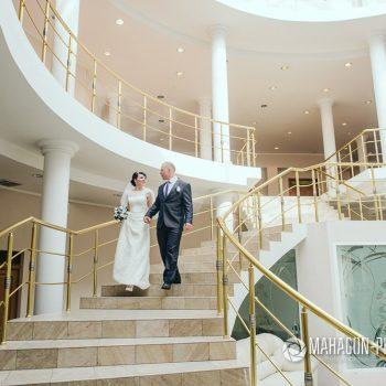 Свадебная фотосессия в Петербурге - фото 16