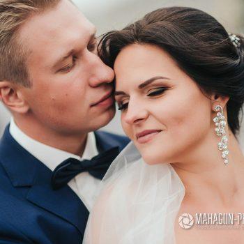 Свадебная фотосессия в Петербурге - фото 26