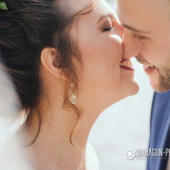 Свадебная фотосессия в Петербурге - фото 27