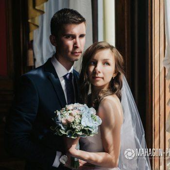 Свадебная фотосессия в Петербурге - фото 28