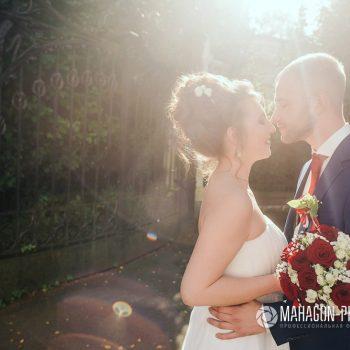 Свадебная фотосессия в Петербурге - фото 29