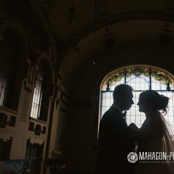 Свадебная фотосессия в Петербурге - фото 30