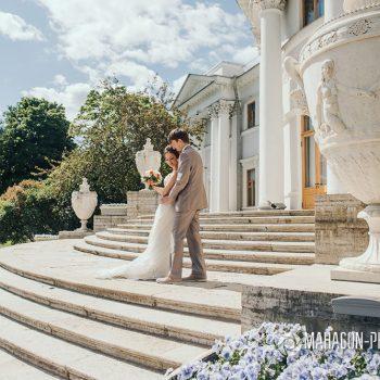Свадебная фотосессия в Петербурге - фото 2