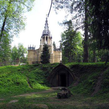 Шуваловский парк