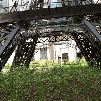Маленький уголок Парижа