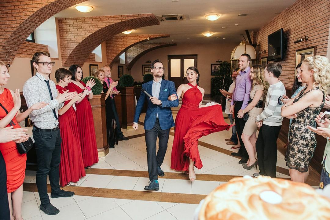 Как правильно выбрать ведущего на свадьбу - 1