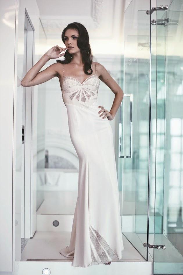 Выбор свадебного платья для фигуры типа Песочные часы
