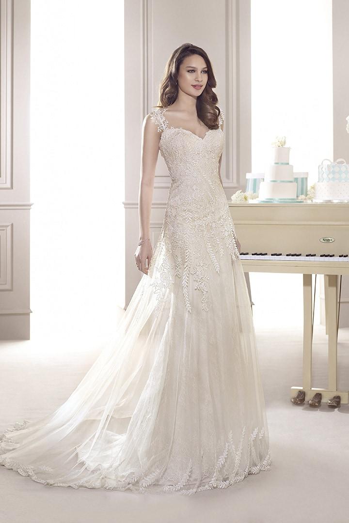 Выбор свадебного платья для фигуры типа Треугольник/Груша