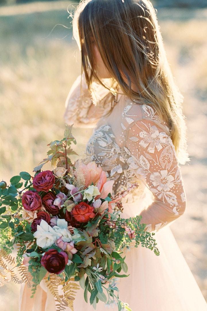 Свадебная осенняя фотосессия - 3