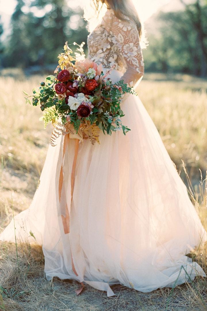 Свадебная осенняя фотосессия - 4