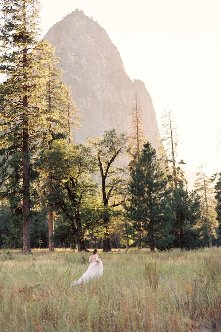 Свадебная осенняя фотосессия - 5