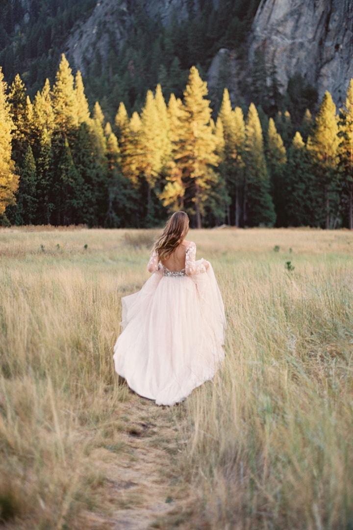 Свадебная осенняя фотосессия - 6