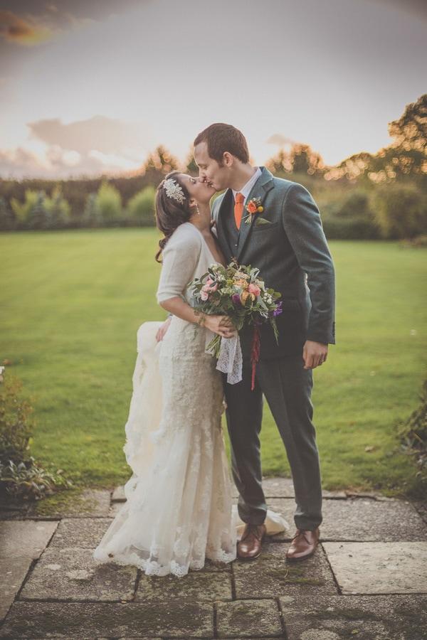 Свадебная осенняя фотосессия - 7