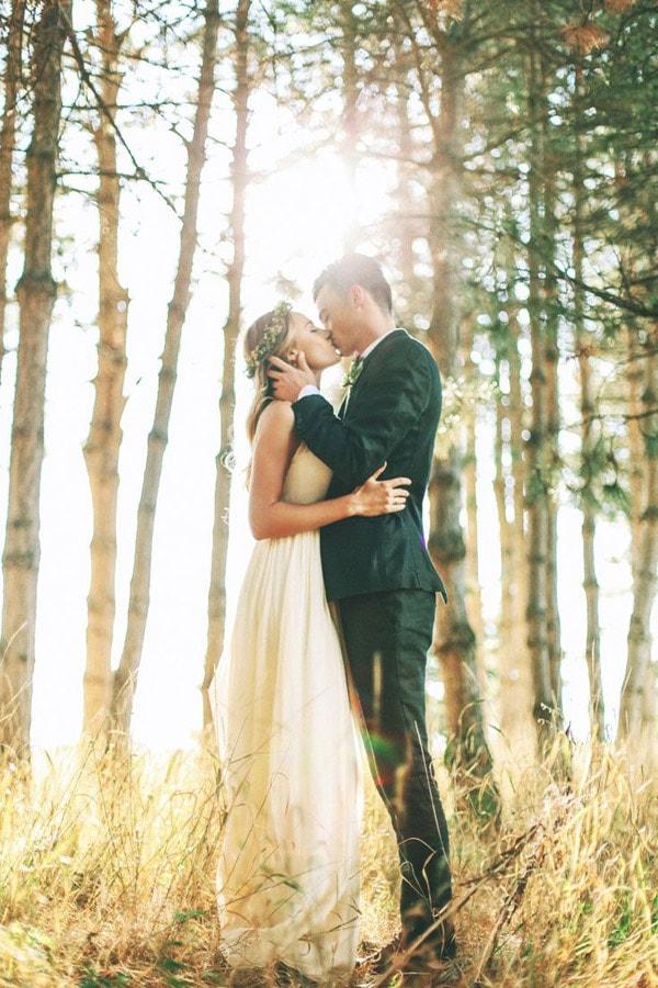 Свадебная осенняя фотосессия - 10