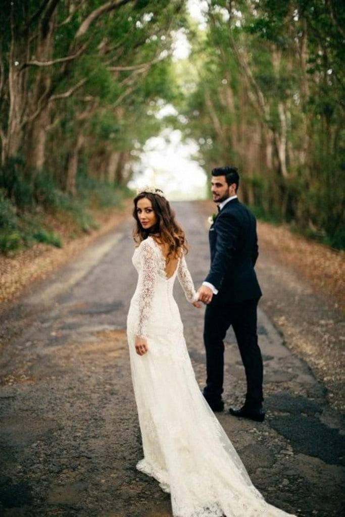 Свадебная осенняя фотосессия - 11