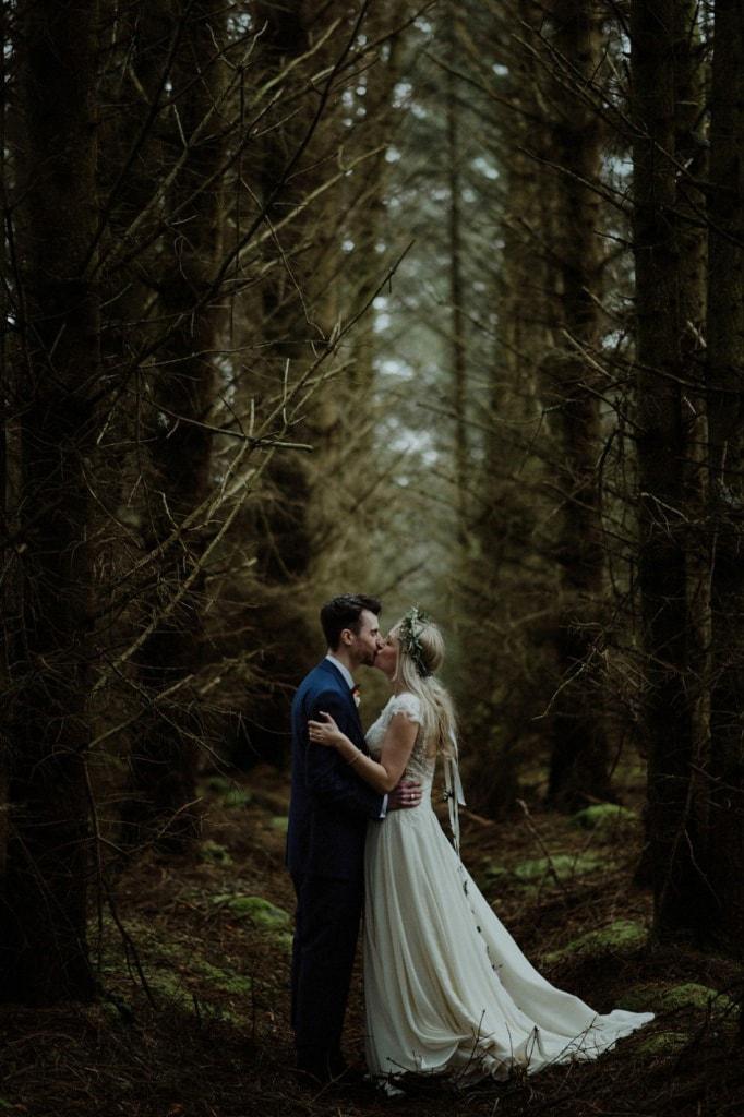 Свадебная осенняя фотосессия - 13
