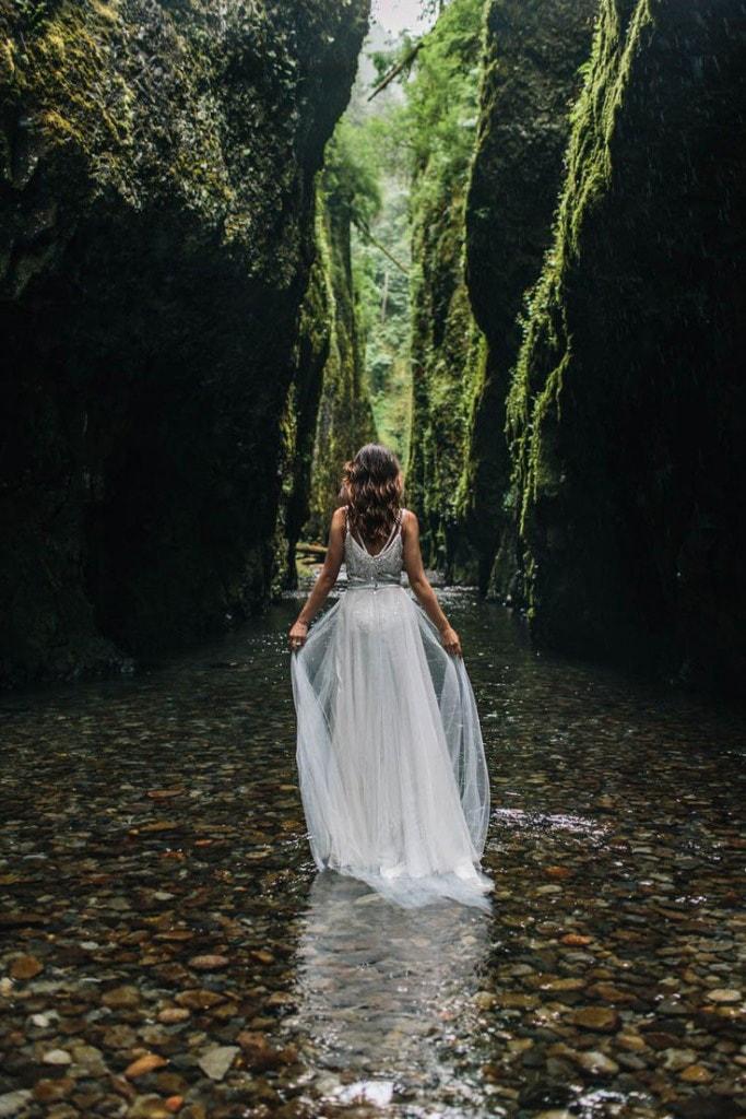 Свадебная осенняя фотосессия - 14
