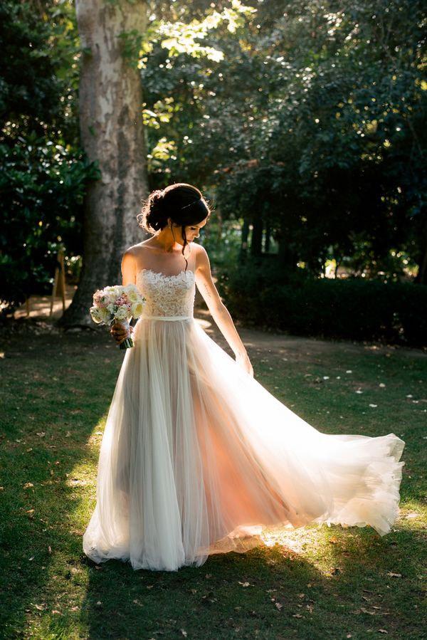 Свадебная осенняя фотосессия - 18