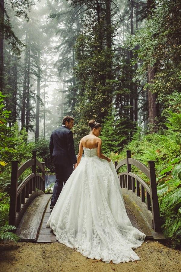 Свадебная осенняя фотосессия - 20