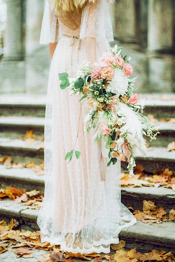 Свадебная осенняя фотосессия - 23