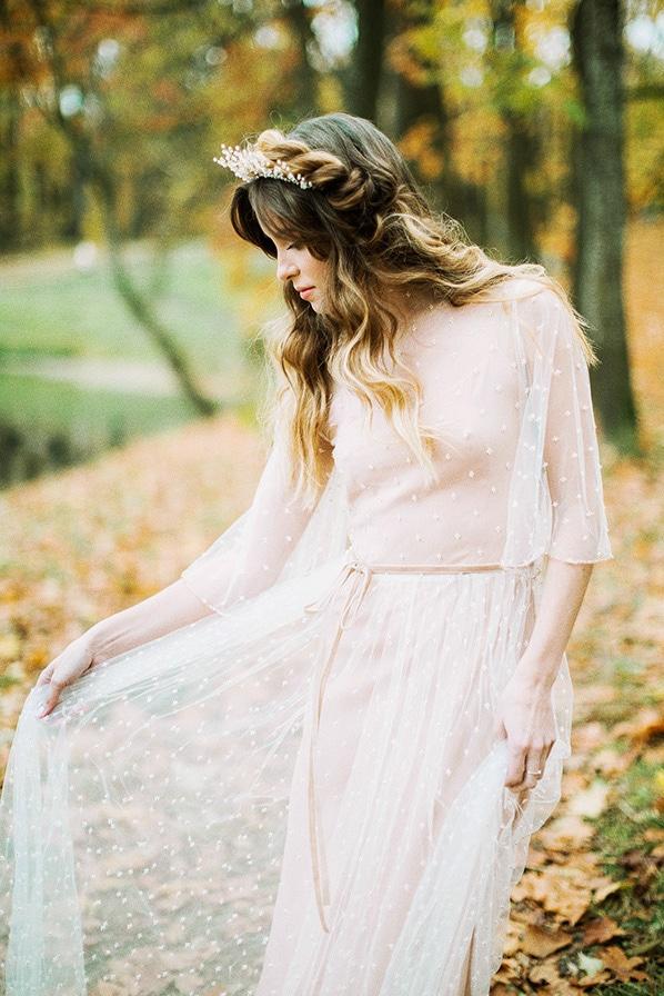 Свадебная осенняя фотосессия - 26