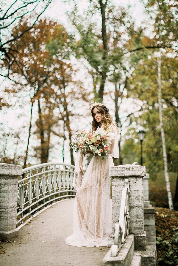 Свадебная осенняя фотосессия - 27