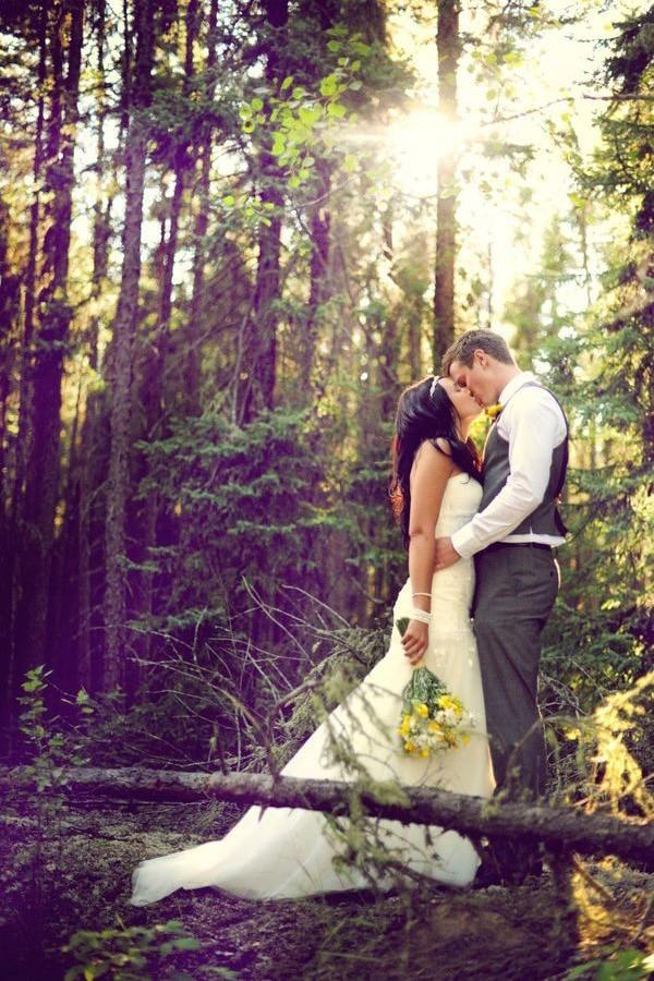 Свадебная осенняя фотосессия - 29