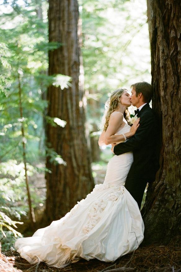 Свадебная осенняя фотосессия - 30