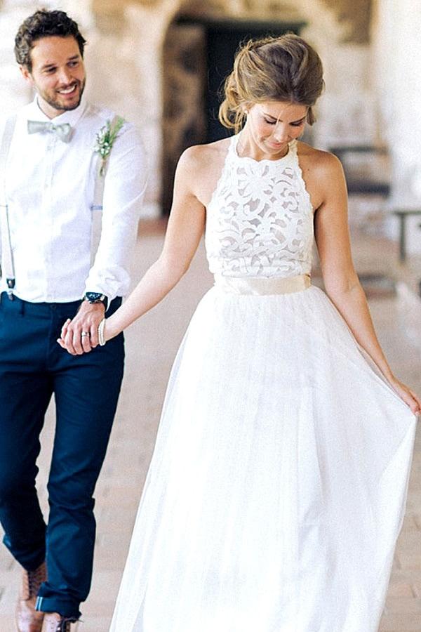 В чем пойти на свадьбу летом девушке и женщине, что надеть - 10