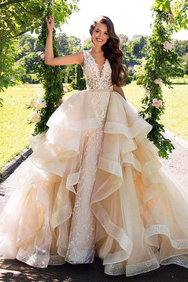 В чем пойти на свадьбу летом девушке и женщине, что надеть - 26