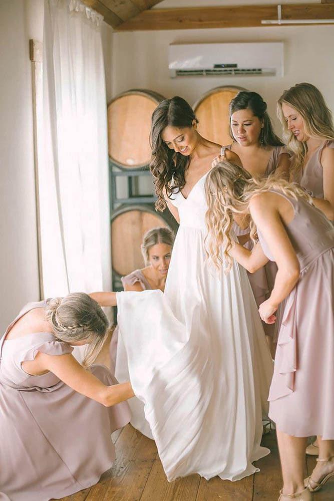 В чем пойти на свадьбу летом гостям, что надеть - 5