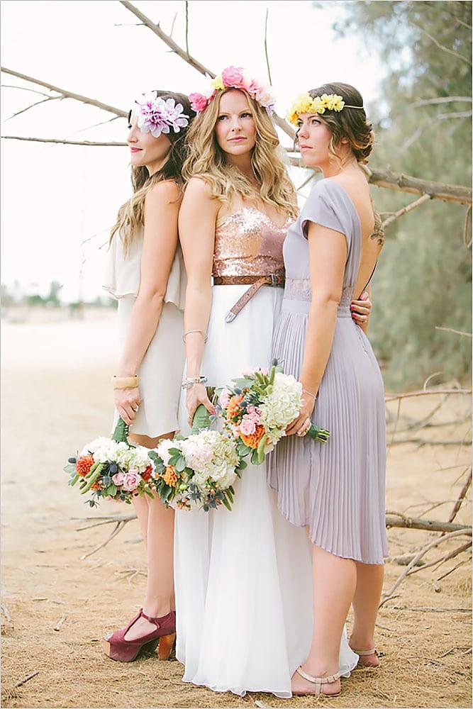 В чем пойти на свадьбу летом гостям, что надеть - 7