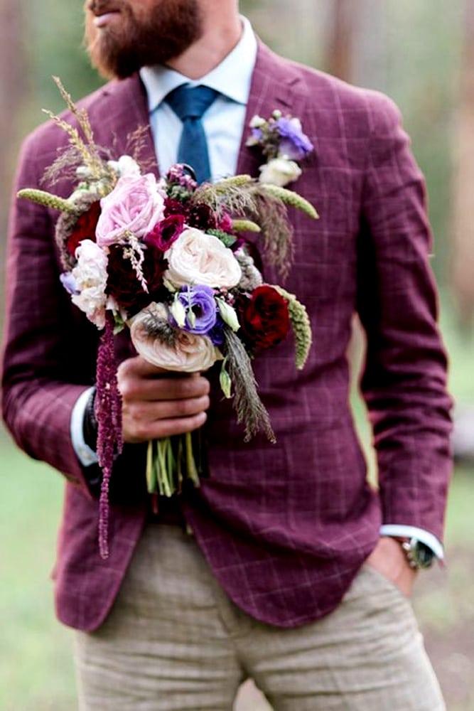 В чем пойти на свадьбу летом мужчине, что надеть - 7