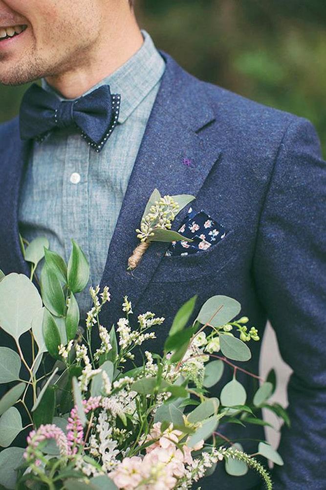 В чем пойти на свадьбу летом мужчине, что надеть - 8