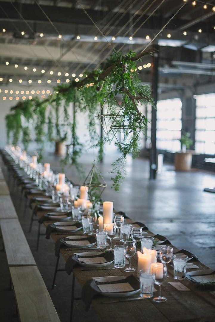 Как украсить зал на свадьбу, оформление свадебного зала своими руками - 2
