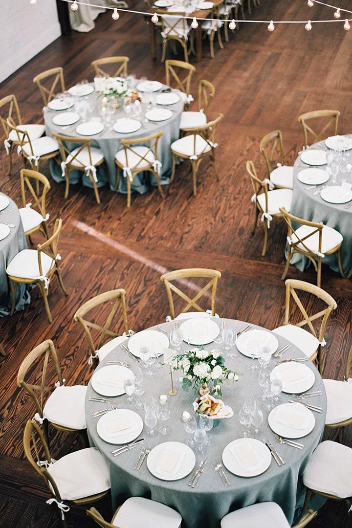 Как украсить зал на свадьбу, оформление свадебного зала своими руками - 4