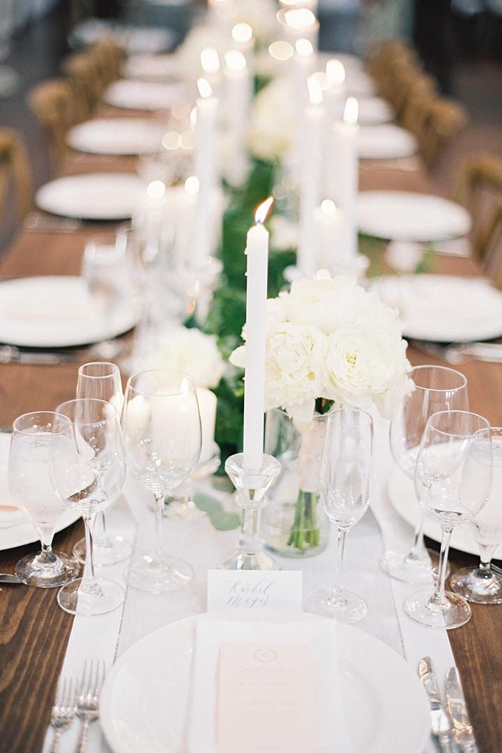 Как украсить зал на свадьбу, оформление свадебного зала своими руками - 5