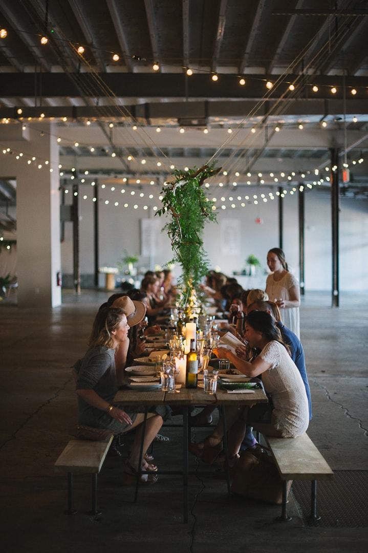 Как украсить зал на свадьбу, выбор цвета для оформления зала - 1