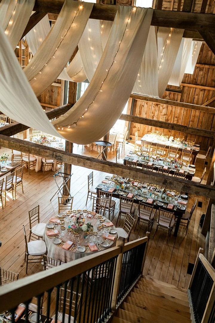 Как украсить зал на свадьбу, выбор стиля для оформления свадебного зала - 1