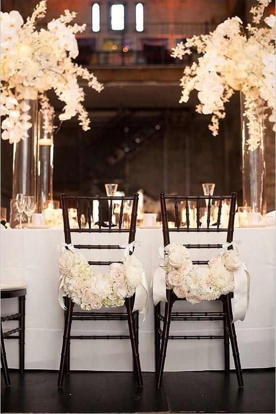 Как украсить зал на свадьбу, выбор стиля для оформления свадебного зала - 2