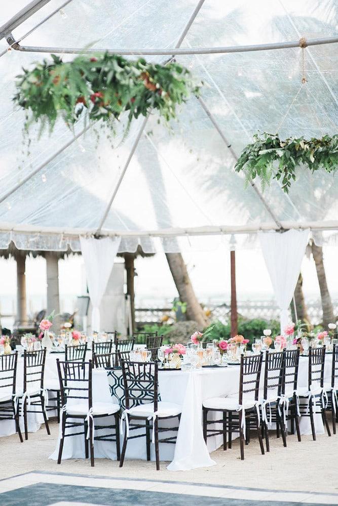 Как украсить зал на свадьбу, выбор стиля для оформления свадебного зала - 3